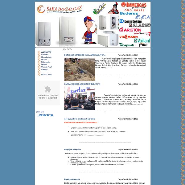 Sakagaz