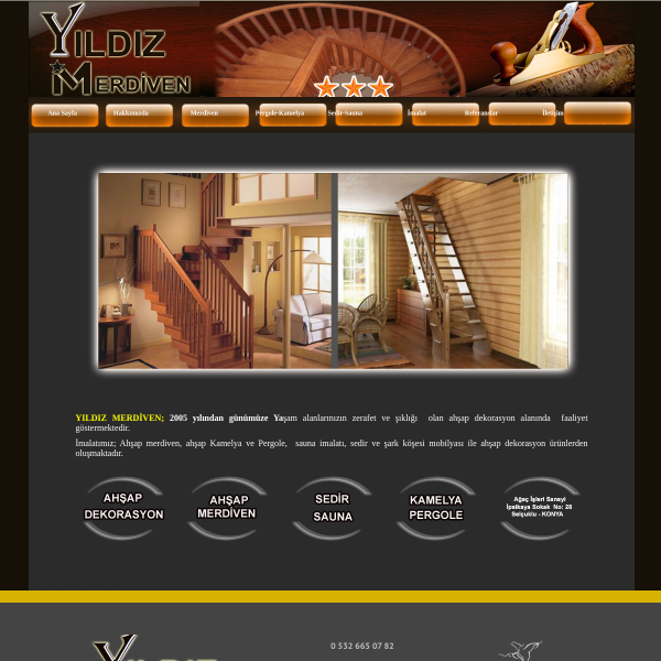 Yildiz Merdiven