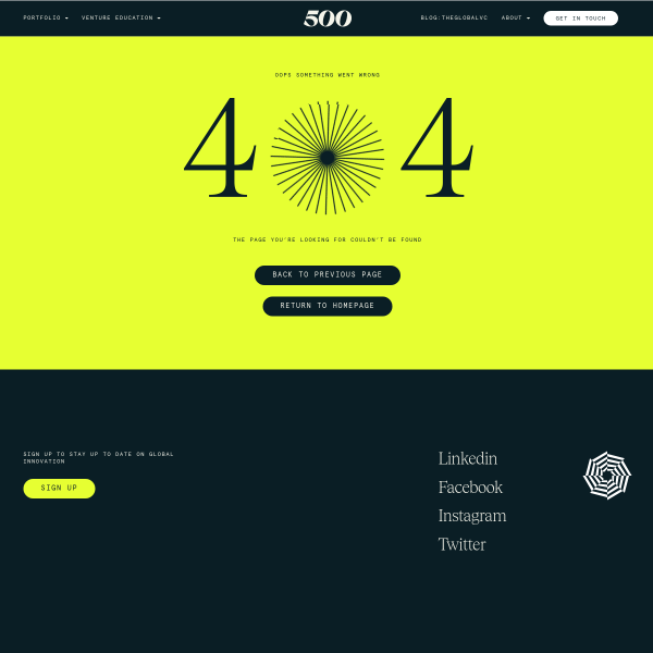 The Yin & Yang of Marketing and Innovation - 500 Startups