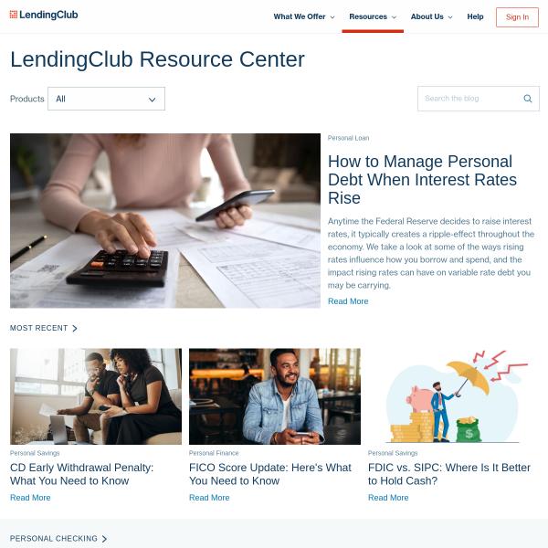 The next wave of innovation for marketplace lending - LendingClub Blog
