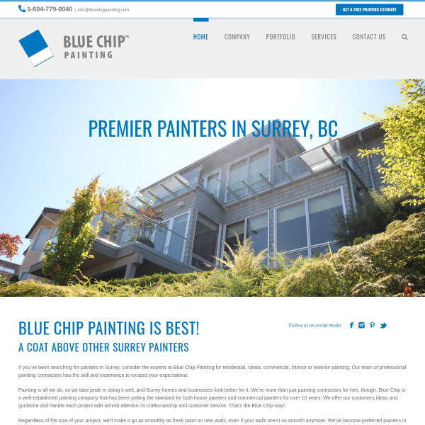 Read more about: Surrey BC Painting