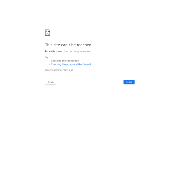 btcswitch.com screen