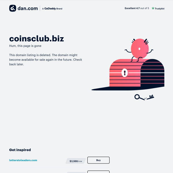 coinsclub.biz screen