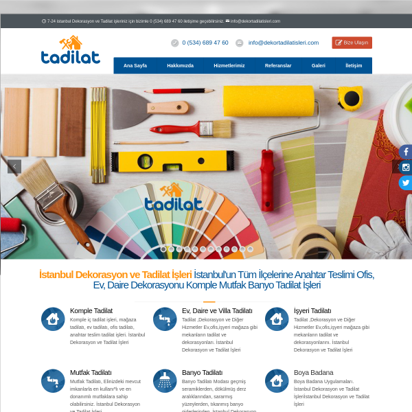 dekortadilatisleri