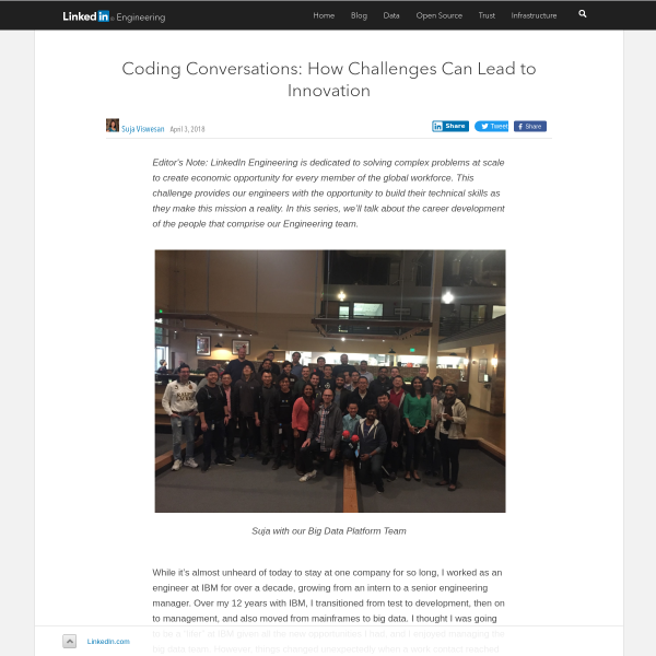 Coding Conversations: How Challenges Can Lead to Innovation