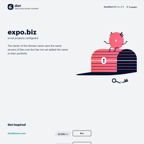 expo.biz screen