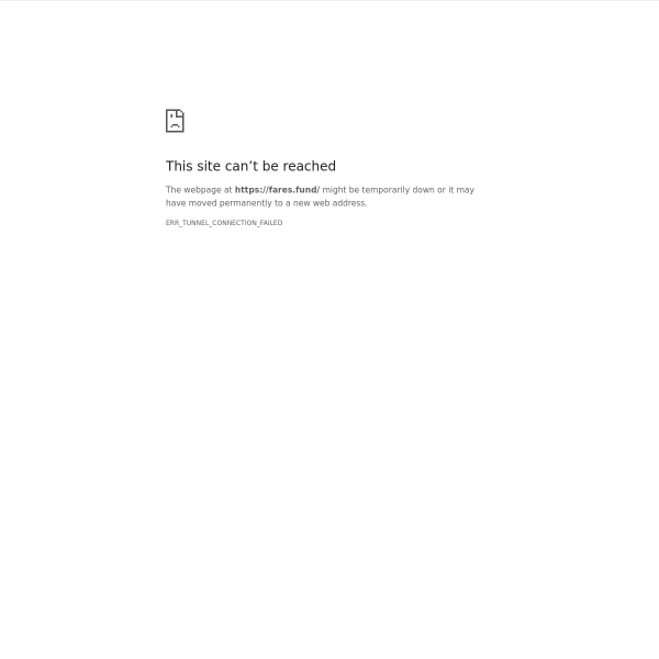 fares.fund screen
