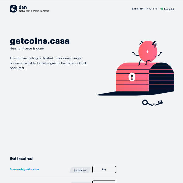 getcoins.casa screen