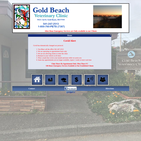 Gold Beach Veterinary Clinic