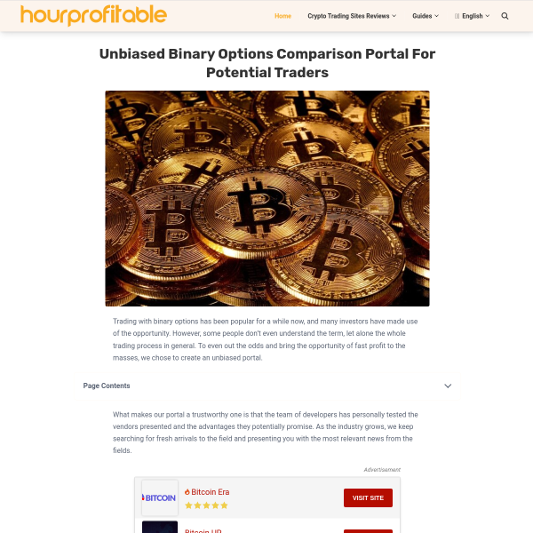hourprofitable.com screen