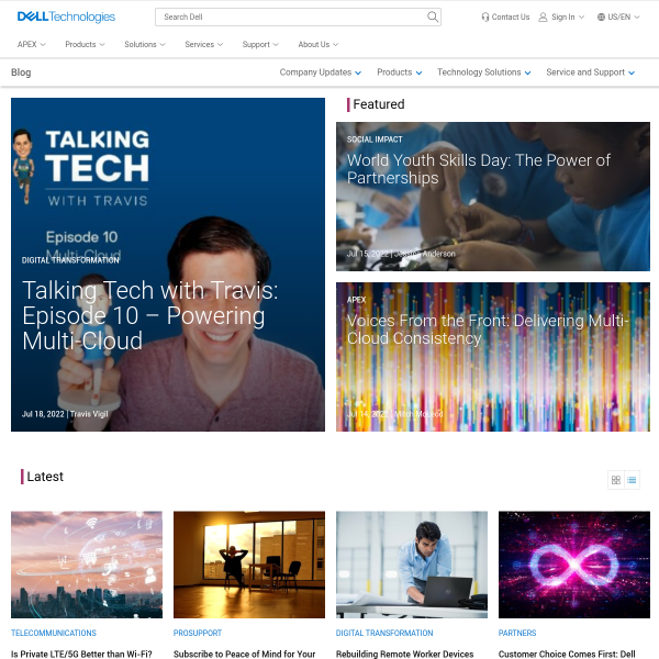 Embracing Conflict to Fuel Digital Innovation – InFocus Blog - Dell EMC Services