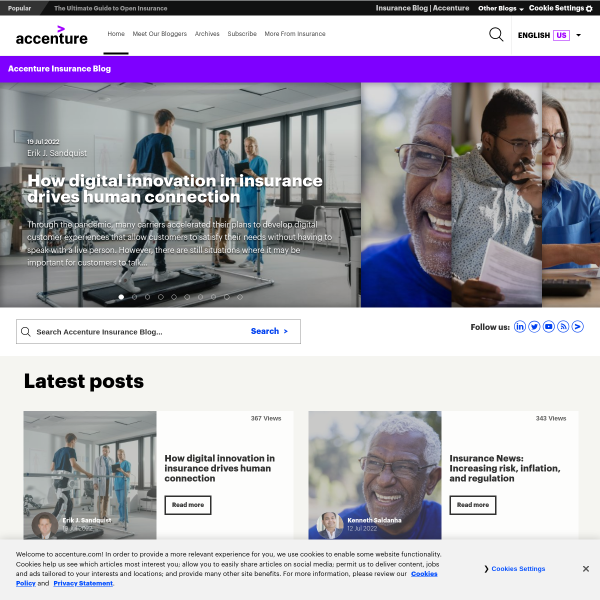 Can innovations in product development make life insurance relevant again? - Accenture Insurance Blog