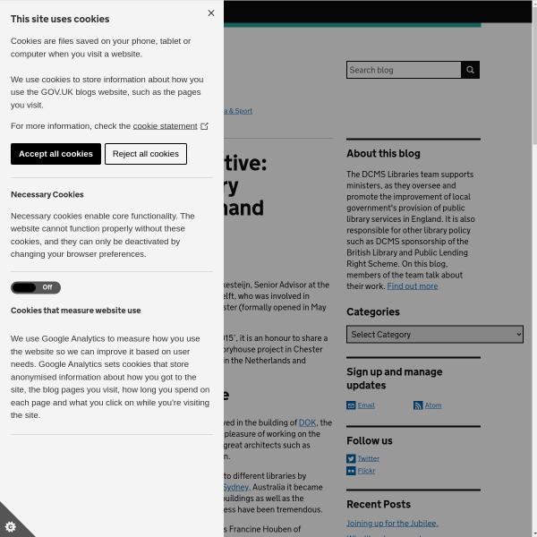 From idea to initiative: empowering library innovation on demand