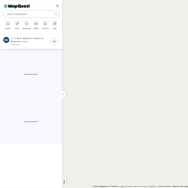 Official MapQuest - Maps, Driving Directions, Live Traffic ... on google earth canada, search canada, apple canada, kijiji canada, linkedin canada, zillow canada, youtube canada, msn canada, maps canada, weather canada, at&t canada, netflix canada, ebay canada, ask canada, cia world factbook canada, white pages canada, expedia canada, anywho canada, altavista canada, area code lookup canada,