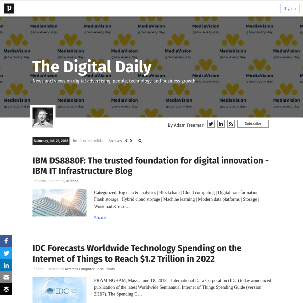 IBM DS8880F: The trusted foundation for digital innovation - IBM IT Infrastructure Blog