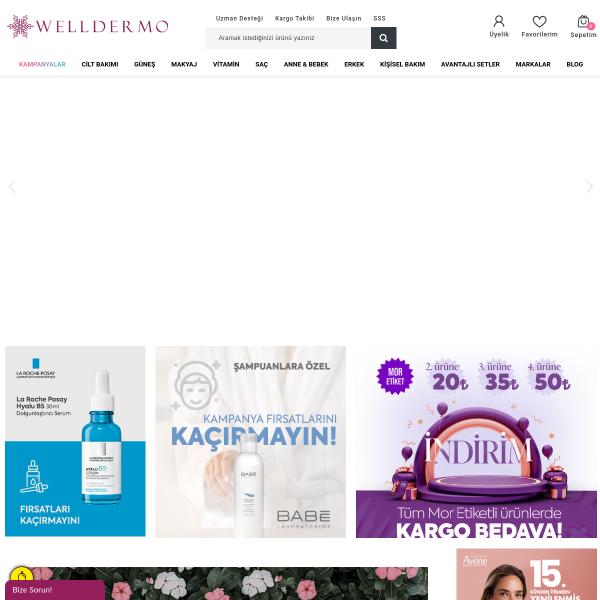 Welldermo Sağlık Güzellik San. Tic. Ltd. Şti.
