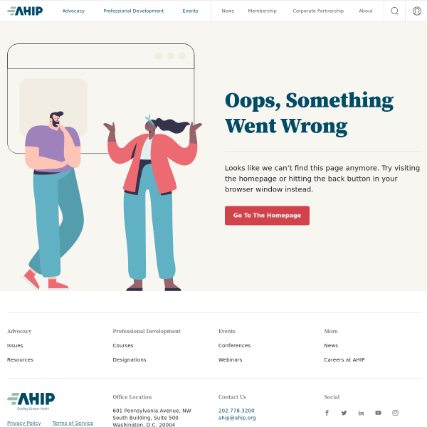 Providing the Basics in Innovation for Consumers - AHIP