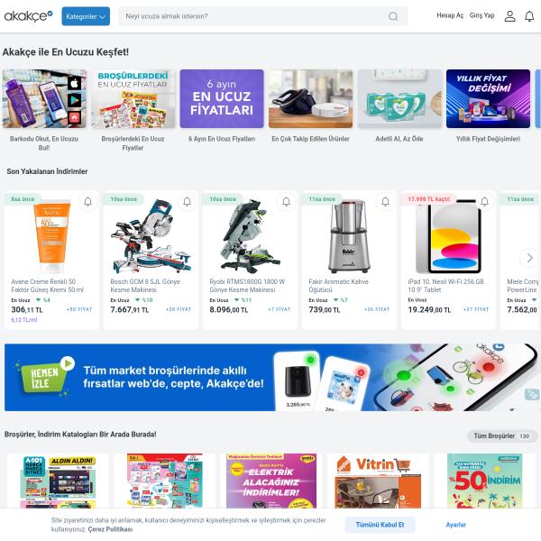 akakce