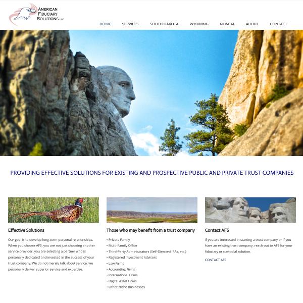 American Fiduciary Solutions LLC