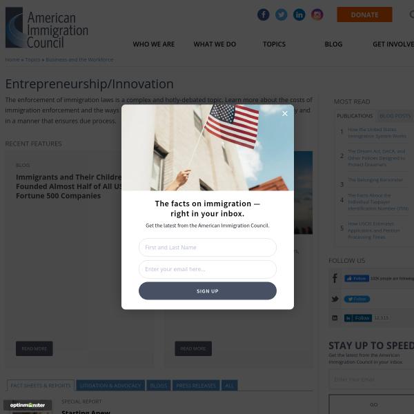 Entrepreneurship/Innovation