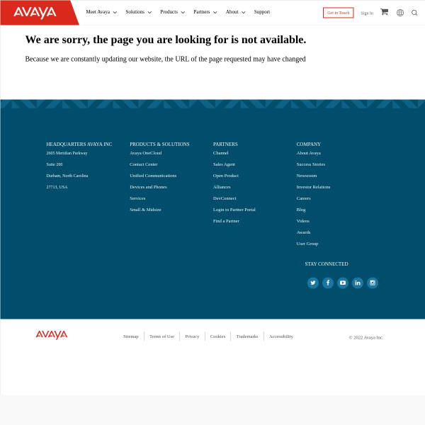 Innovation that Accounts for Increased Mobility - Avaya Connected Blog