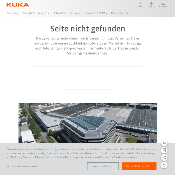 KUKA Innovation Award 2018: And the winner is… – KUKA BLOG