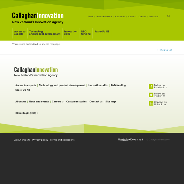 Leading Innovation: 7 Laws