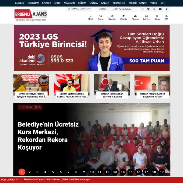 erdemliajans