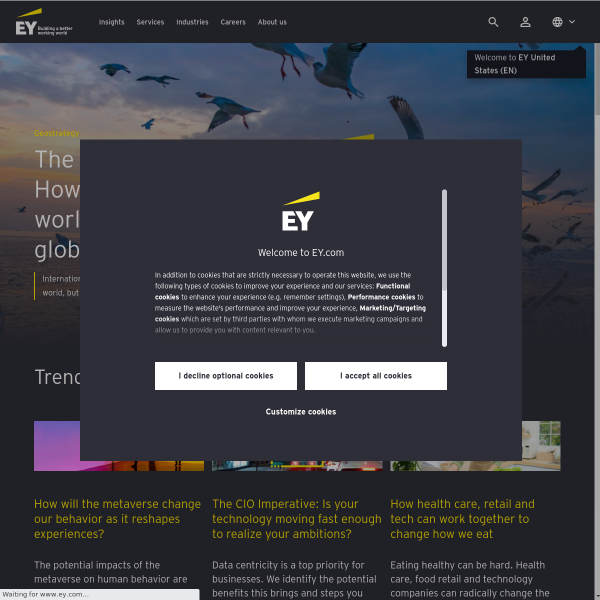 Ey Building & Better