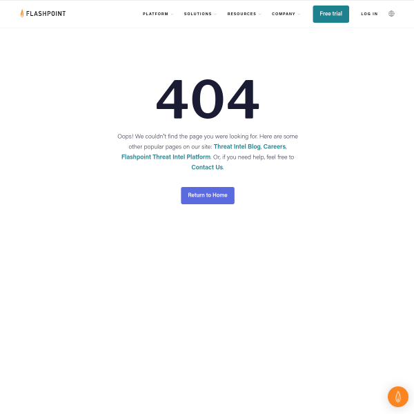 Flashpoint - Milestone: BRI Innovation Powers Global Partner Programs