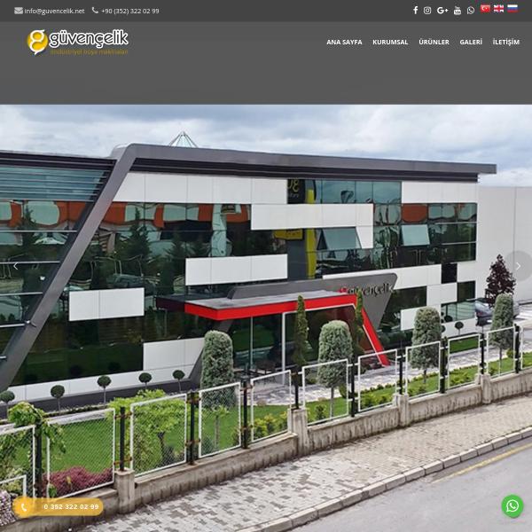 Toz Boya Tabancası Toz Boya Fırını