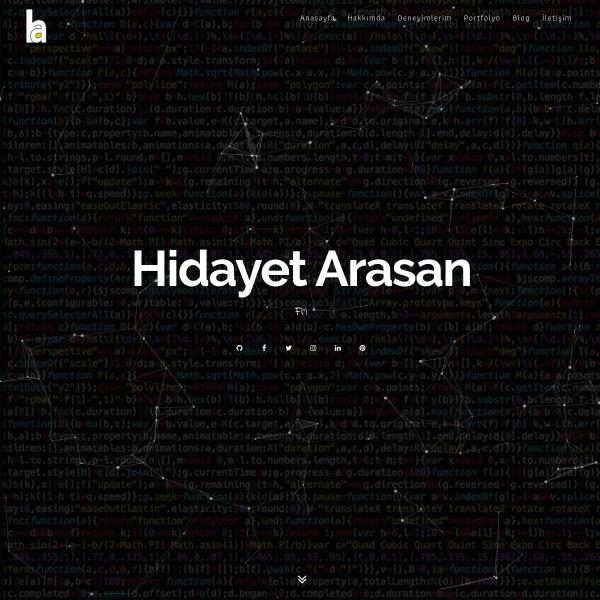 hidayetarasan.com