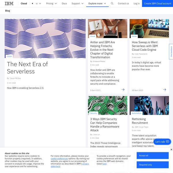 IBM unlocks quantum computing capabilities, lifts limitations of innovation - IBM Cloud Blog