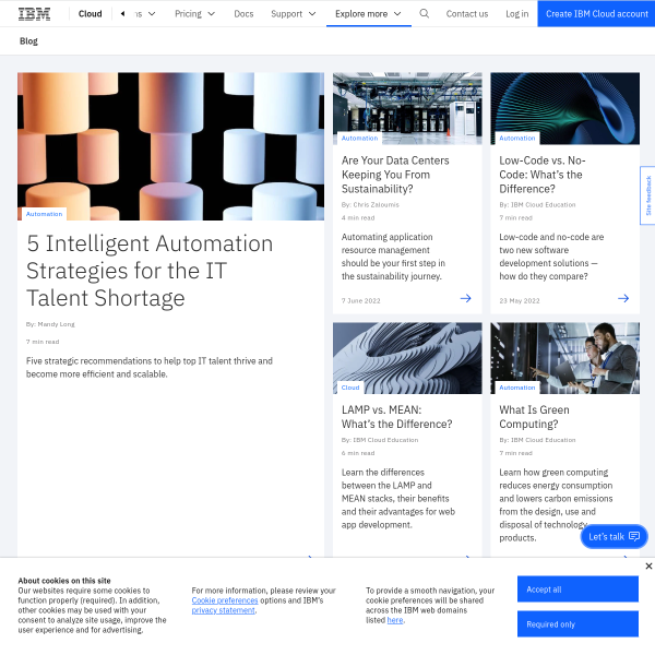 Drive Innovation – Deliver Apps Faster with IBM Bluemix Local System - IBM Cloud Blog