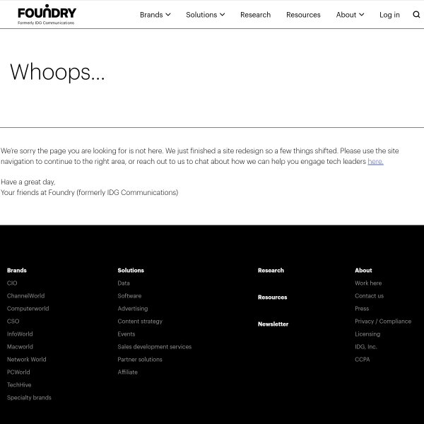 IDG ENGAGE Recap: High Innovation Hopes for Tech Executives • IDG