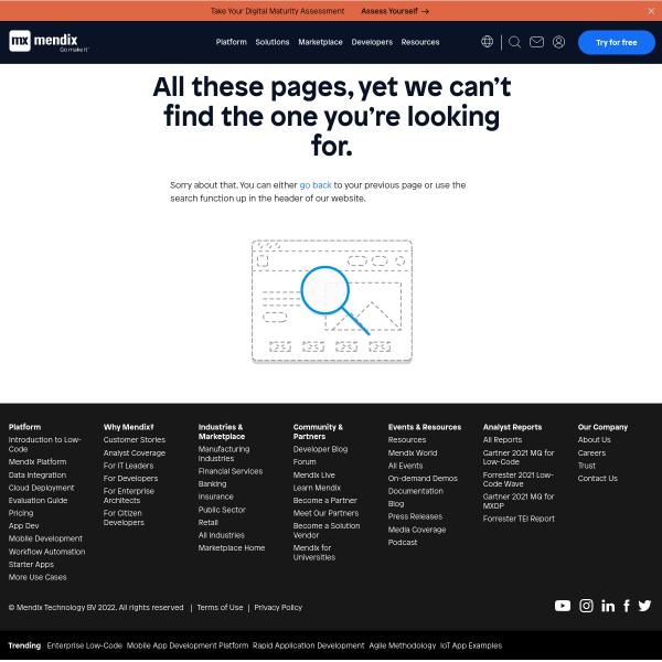 Drive Digital Innovation with the Mendix DX Release