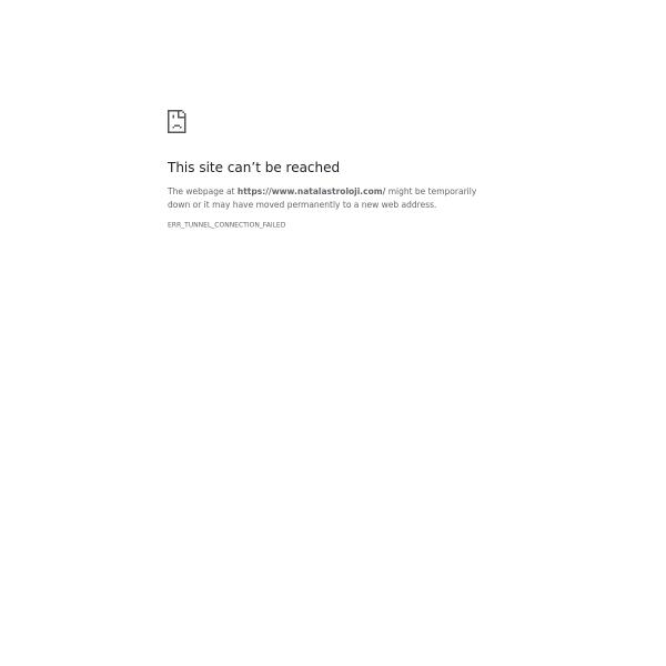 Natal Astroloji