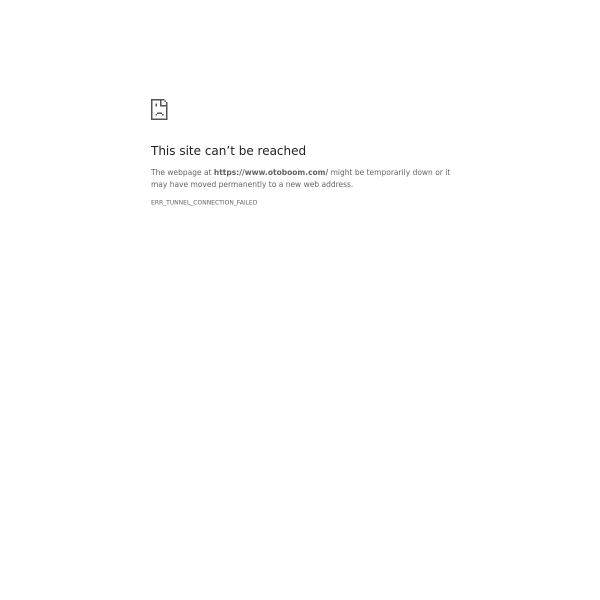 Otoboom