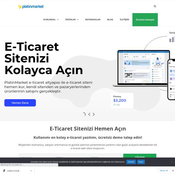 Platin Market
