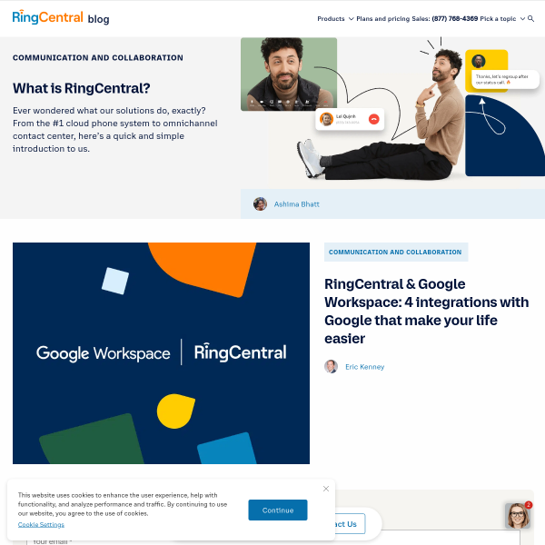 ConnectCentral 2017 Ends with Focus on Innovation - RingCentral Blog