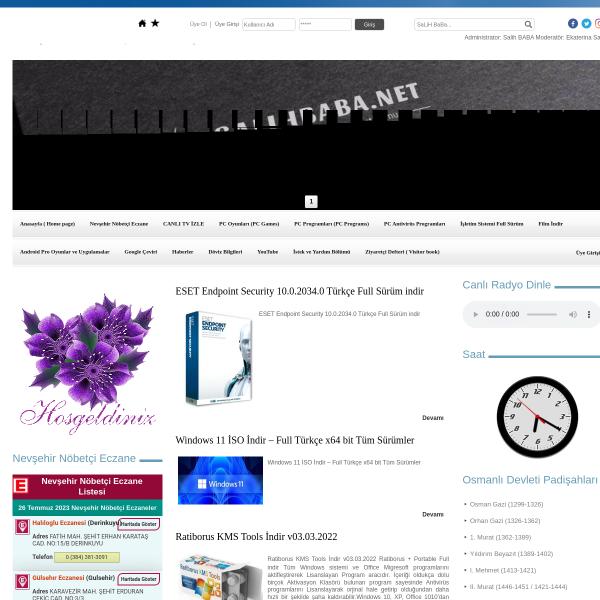 Salihbaba