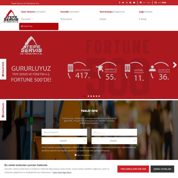 tepeservis