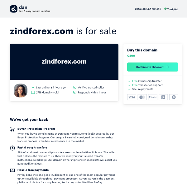 zindforex.com screen