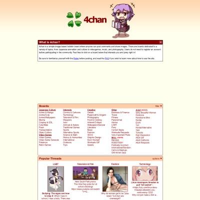 http://www.4chan.org/