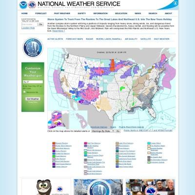 http://www.weather.gov/