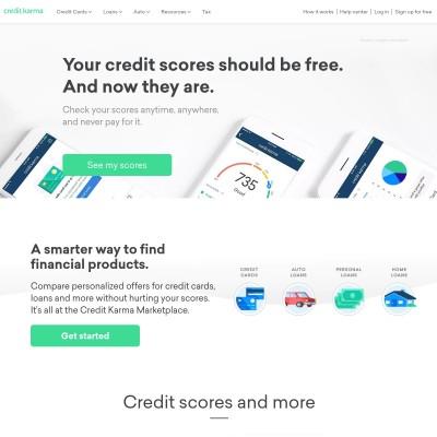 https://www.creditkarma.com/