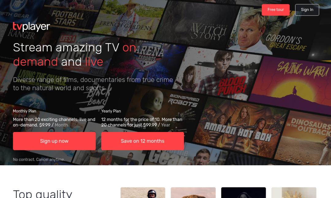 tvplayer.com