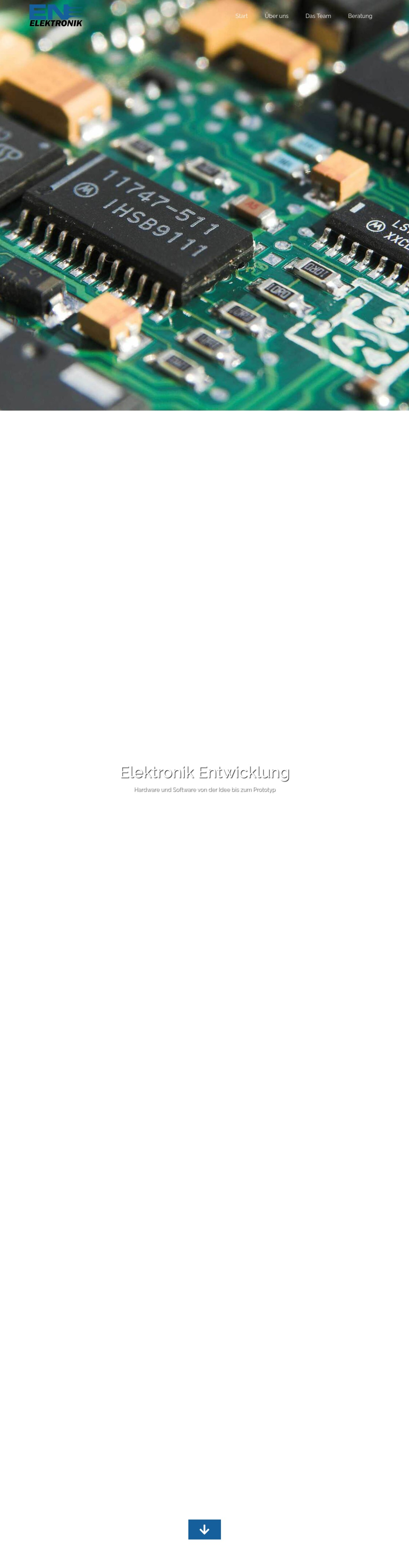 EN-Elektronik - Layout, Schaltplan, Prototyp, Software, Offenburg