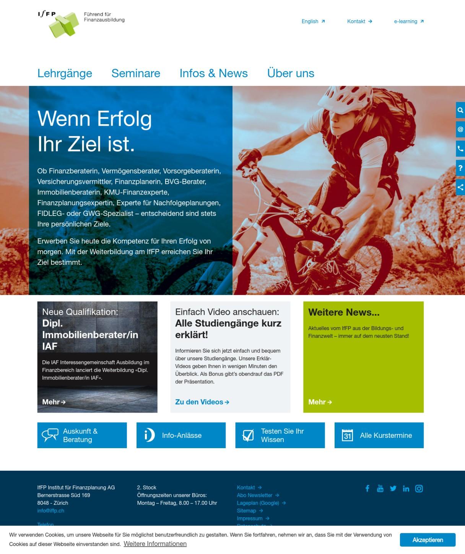 IfFP Institut für Finanzplanung AG