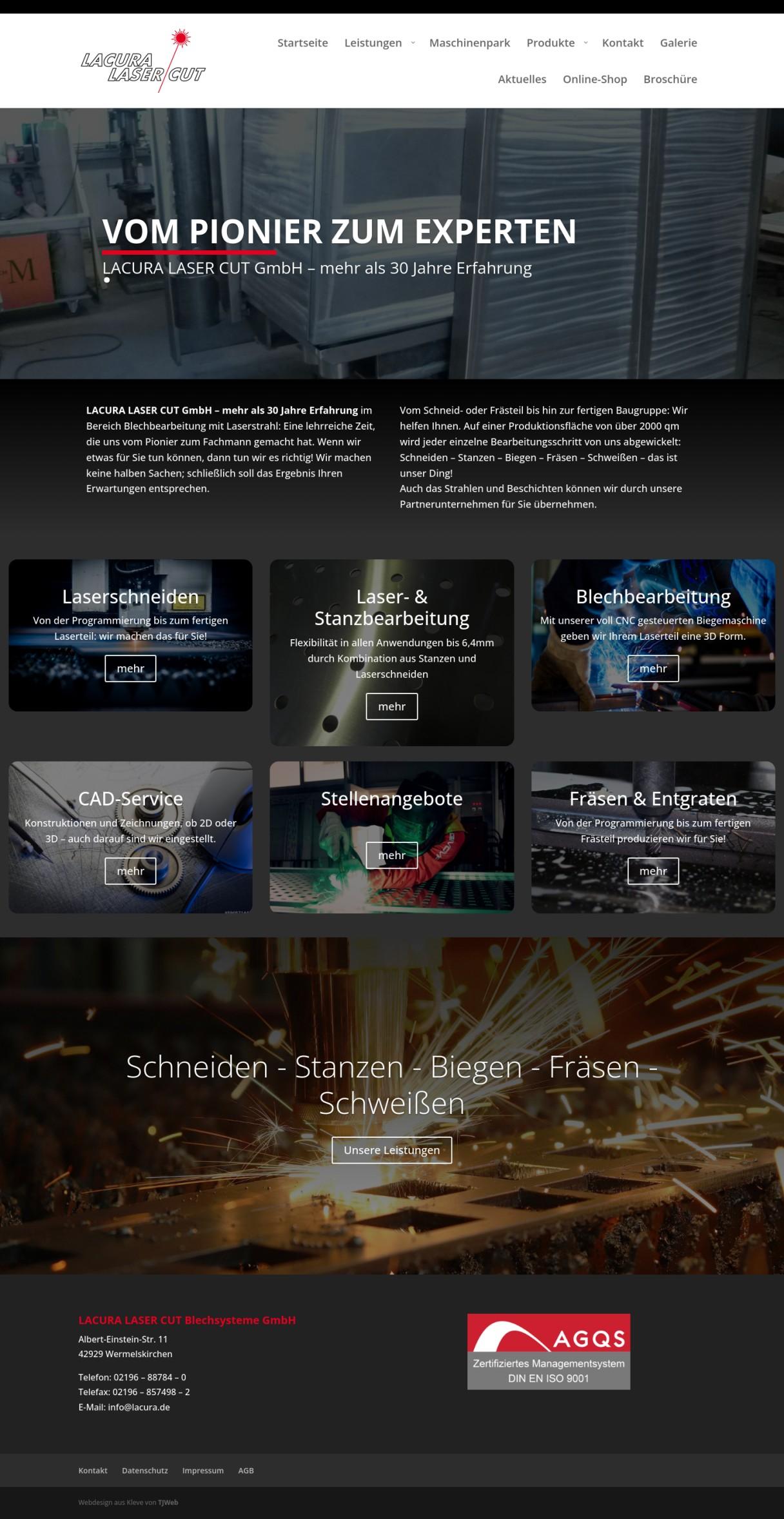 LACURA LASER CUT Blechsysteme GmbH